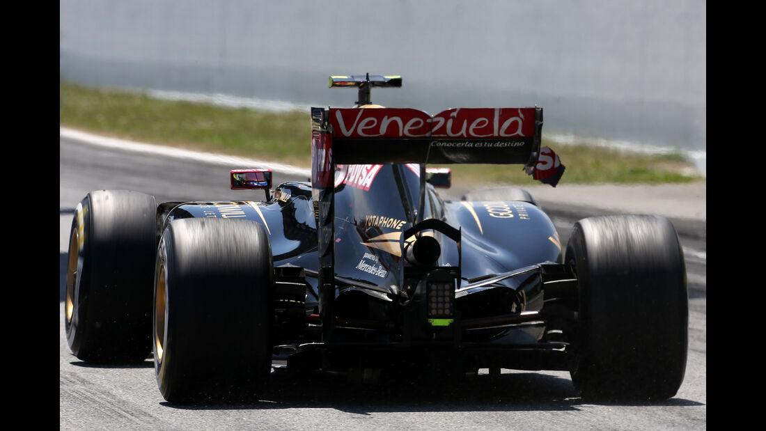Lotus - GP Spanien 2015