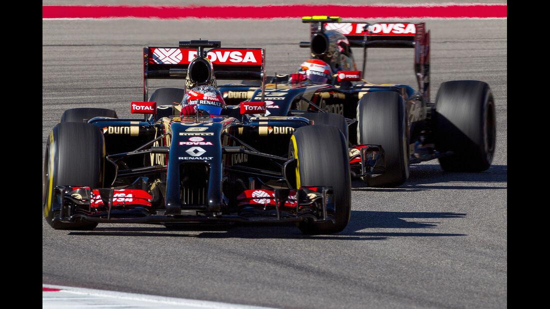 Lotus - GP USA 2014