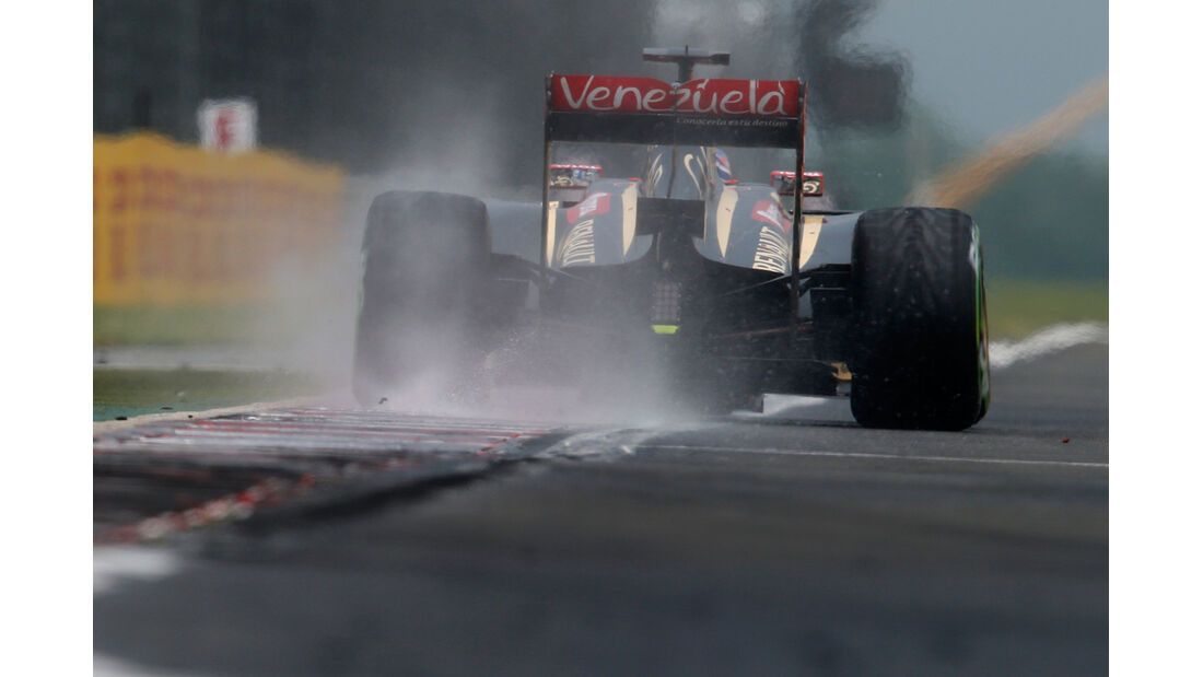 Lotus - GP Ungarn 2014