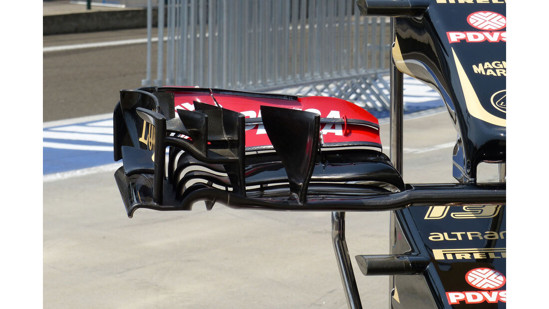 Lotus - GP Ungarn - Budapest - Donnerstag - 23.7.2015