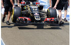 Lotus - GP Ungarn - Budapest - Donnerstag - 23.7.2015