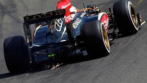 Lotus Grosjean GP Belgien 2013