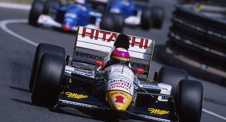 Lotus Honda 109