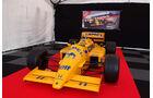 Lotus-Honda F1-Renner - Formel 1 - GP Japan - Suzuka - 10. Oktober 2013
