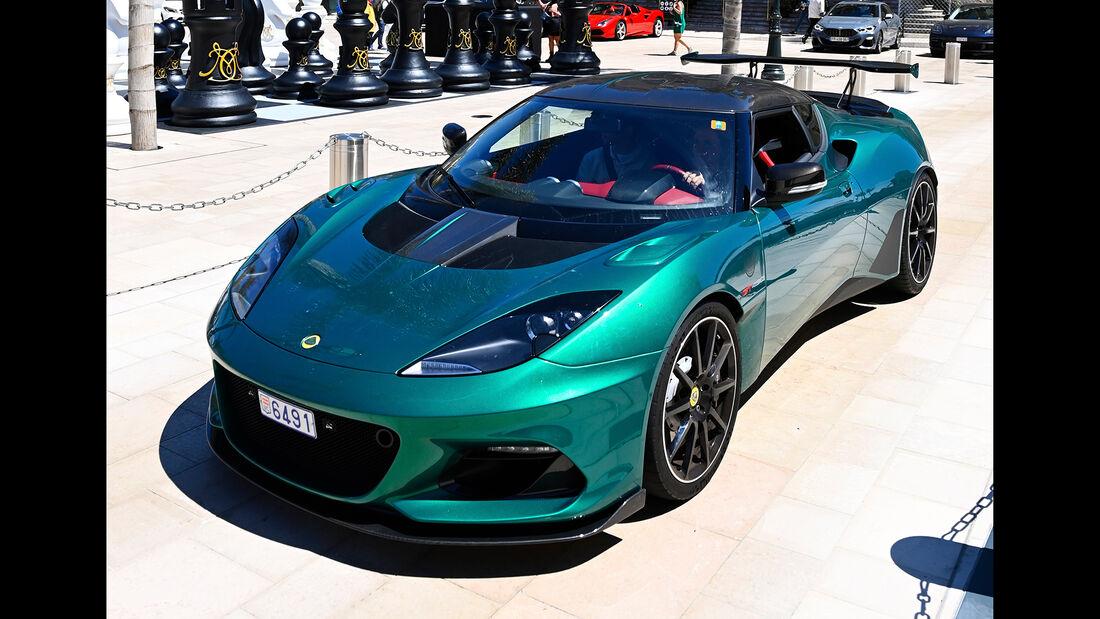 Lotus - Luxusautos - Formel 1 - GP Monaco - 21. Mai 2021
