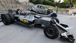 Lotus - Mad Max-Showcar - 2015 - Formel 1 - GP Spanien