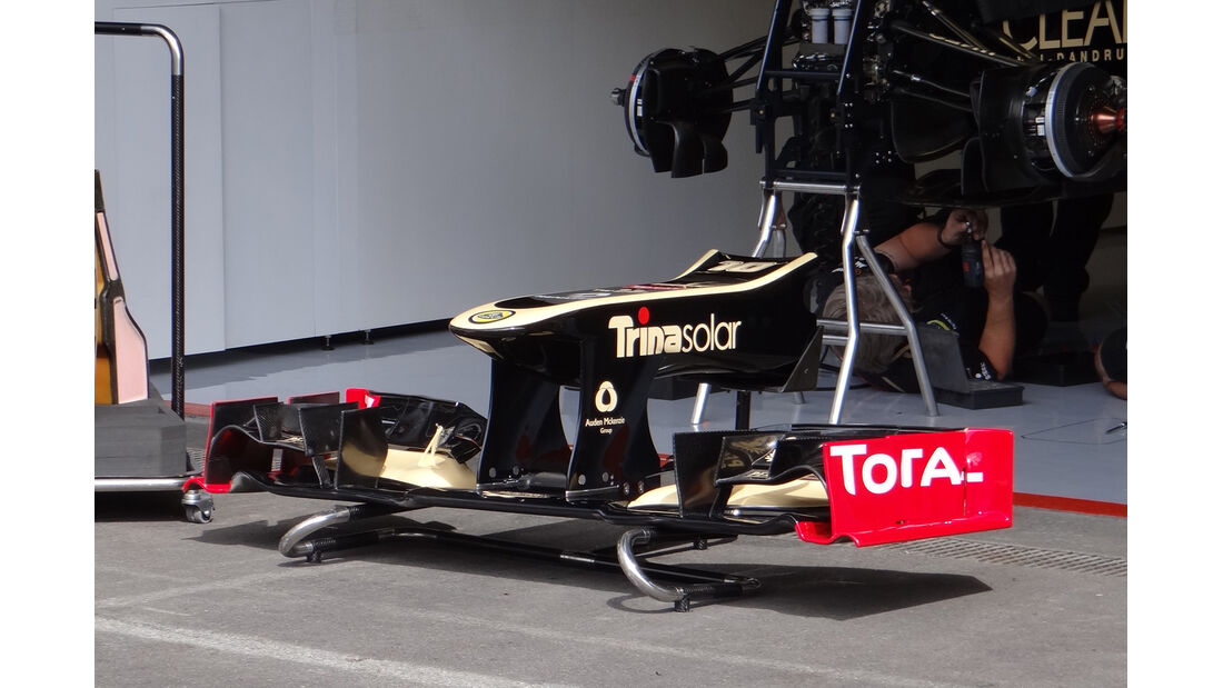 Lotus Nase 2012