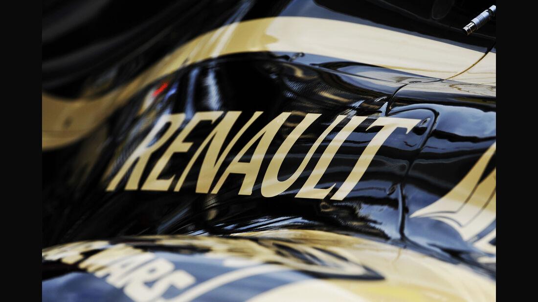 Lotus Renault - Formel 1