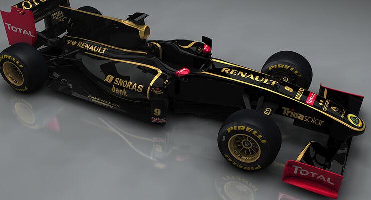 Lotus Renault GP 2011