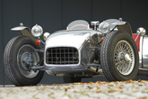 Lotus Seven S1, Front