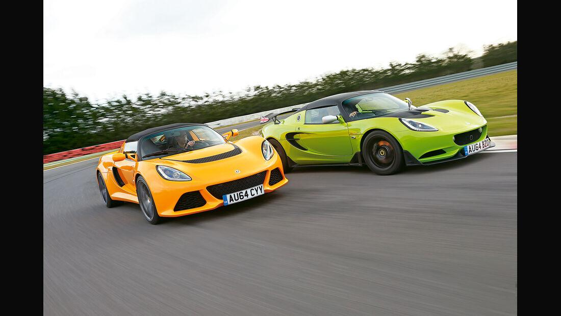 Lotus, Sportwagen, Lotus Exige S, Lotus Elise S Cup