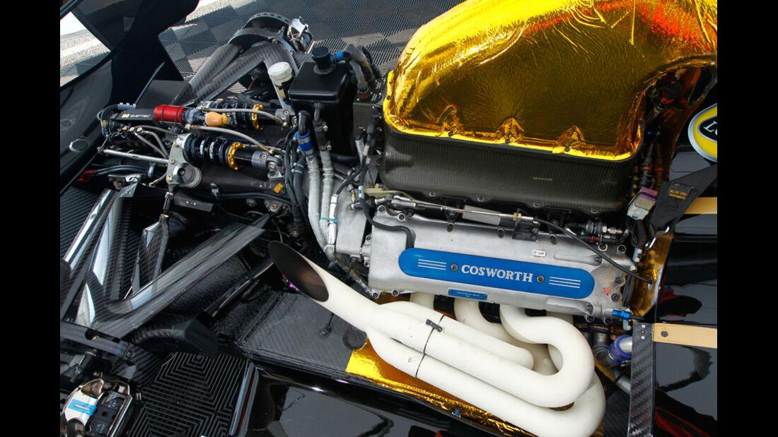 Lotus T125, Motor