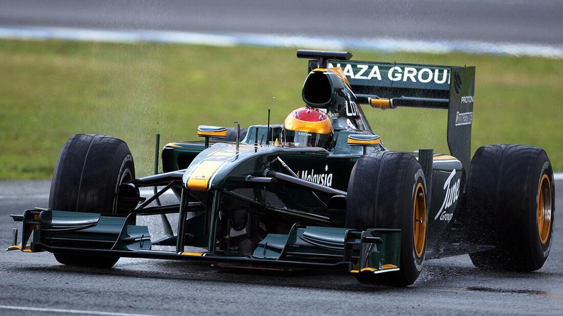 Lotus T127 Jerez