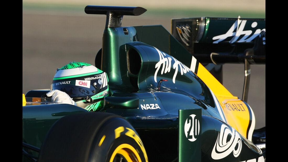 Lotus T128 - F1 2011