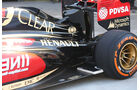 Lotus - Technik - Bahrain Test 2 - 2014