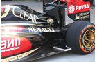 Lotus - Technik - Bahrain Test 2 - 2014