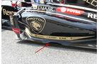 Lotus - Technik - GP Malaysia 2014
