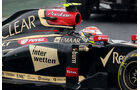 Lotus - Technik - GP Ungarn/GP Deutschland 2014