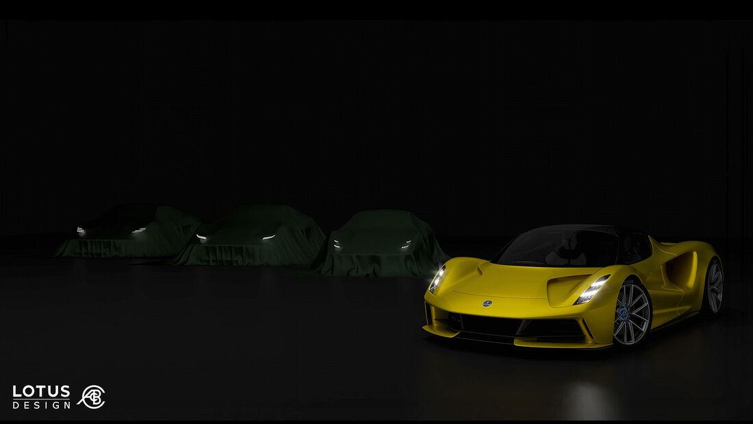 Lotus Typ 131 Teaser