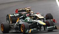 Lotus vs. Renault