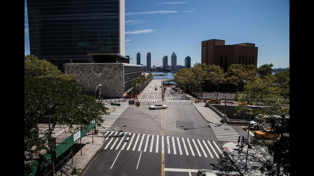 Lowrider in New York, Impression, Reise