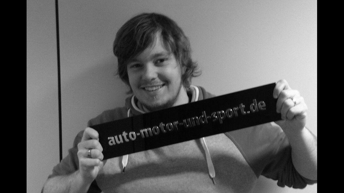 Luca Leicht, Volontär, auto motor sport online Tops & Flops