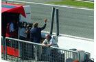 Luca di Montezemolo - Ferrari - Formel 1 - GP Italien - 6. September 2014
