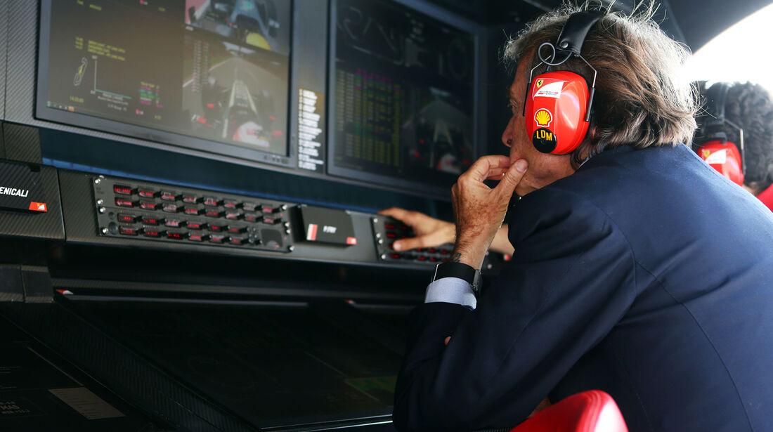Luca di Montezemolo - Ferrari - Formel 1 - GP Spanien - 11. Mai 2013