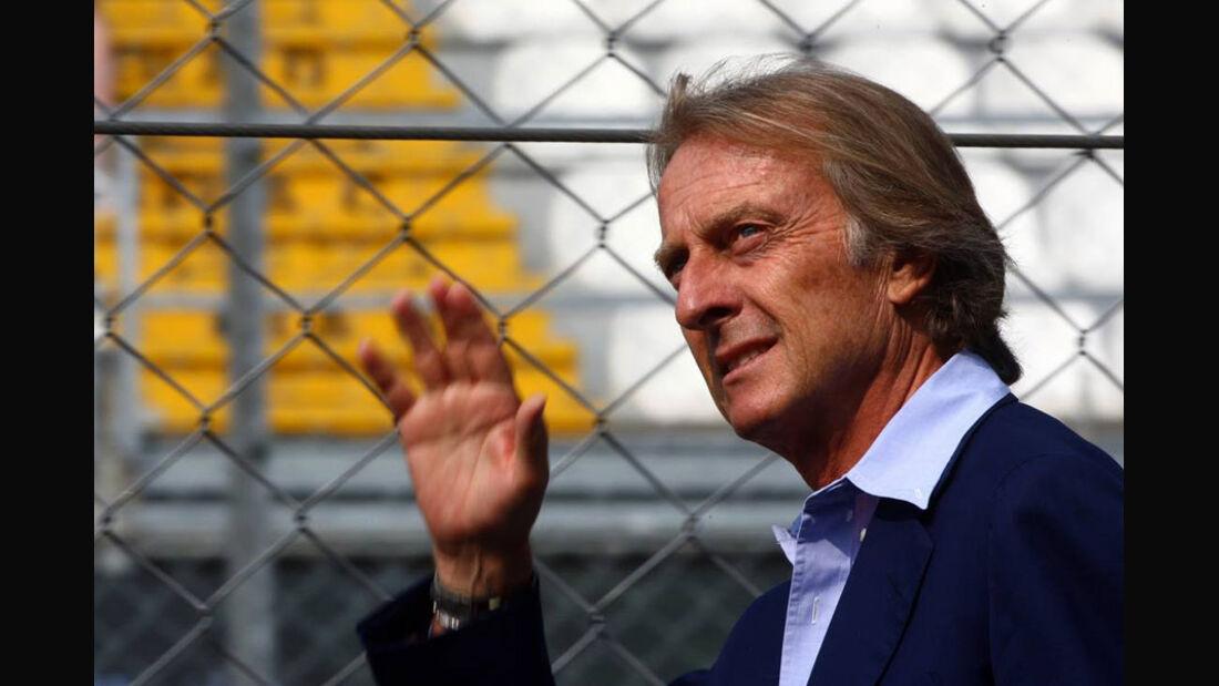 Luca di Montezemolo - GP Italien - Monza - 10. September 2011