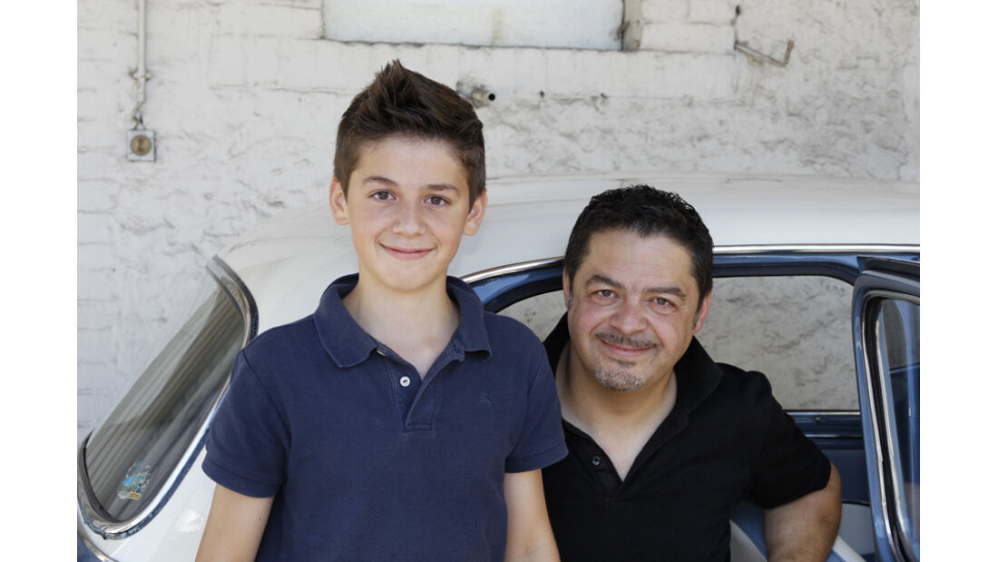 Luca und Marco Turci