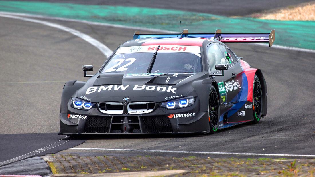Lucas Auer - BMW - DTM-Auto 2020