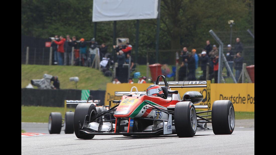 Lucas Auer - Formel 3 EM - Brands Hatch - 2013