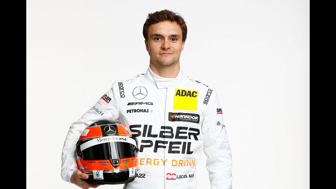 Lucas Auer - Mercedes - Porträt - DTM 2018