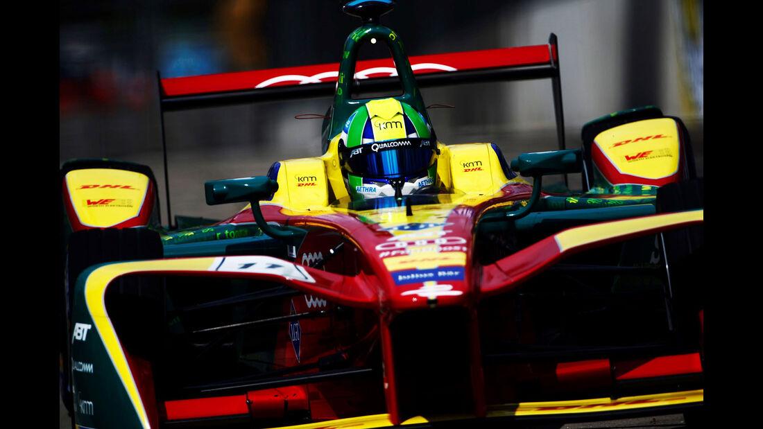 Lucas di Grassi - Abt - Formel E - Hongkong
