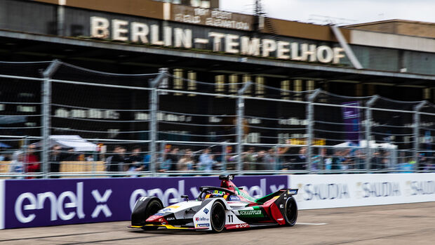 Lucas di Grassi - Audi - Formel E - eprix - Berlin-Tempelhof 2019