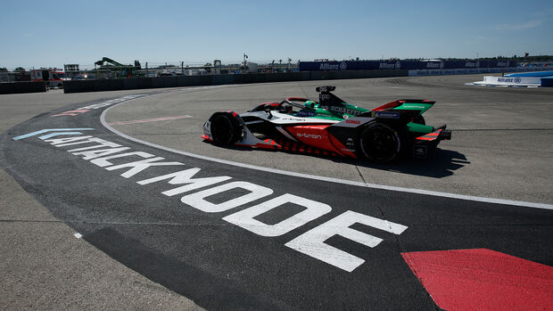 Lucas di Grassi - Berlin - Formel E - 2020 - Rennen 2