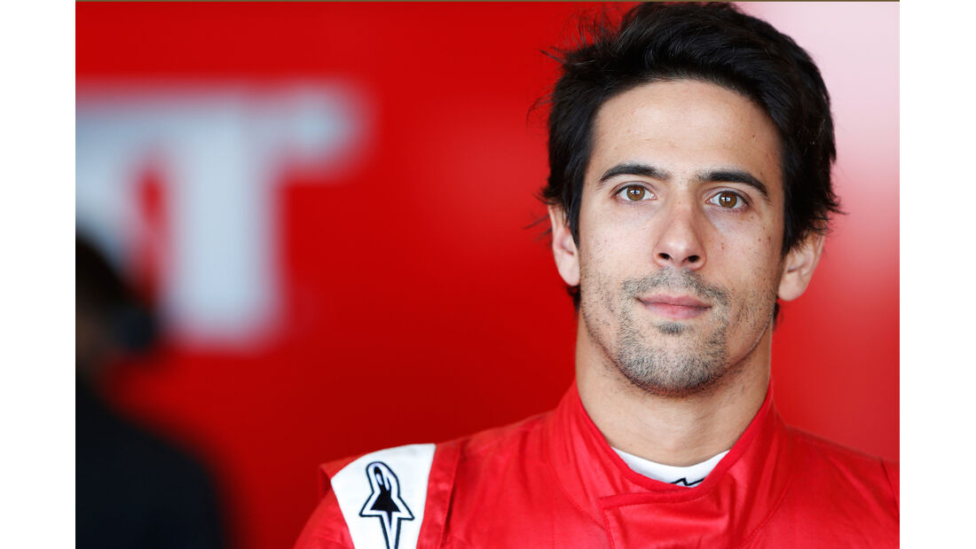 Lucas di Grassi - Formel E 2014