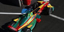 Lucas di Grassi - Formel E - Mexiko - 2017