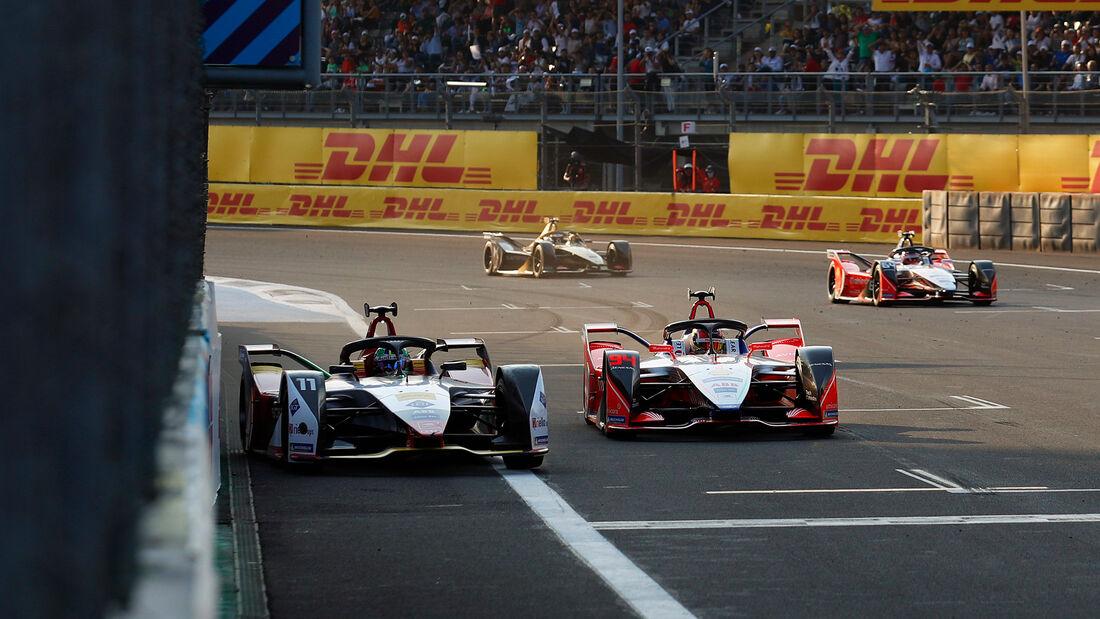 Lucas di Grassi - Formel E - Mexiko - 2019