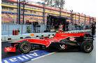 Lucas di Grassi - Virgin Cosworth VR-01 - Formel 1 - 2010