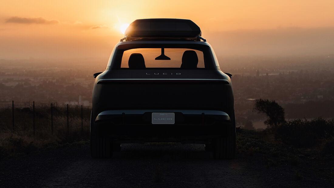 Lucid Air SUV