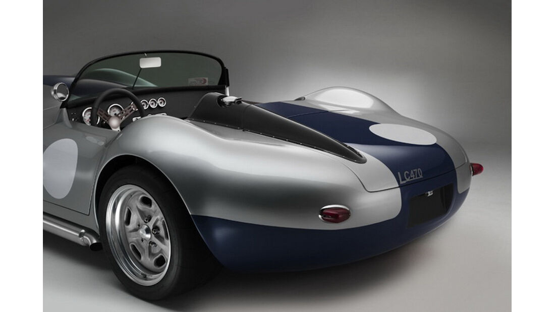 Lucra Cars LC470 Heck