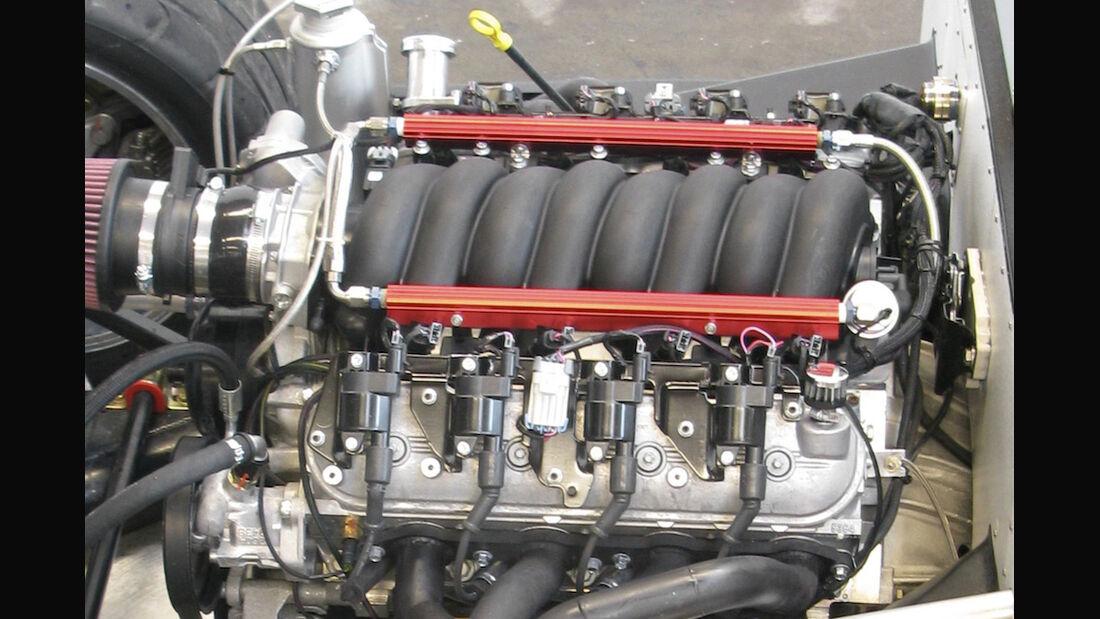 Lucra Cars LC470 Motor
