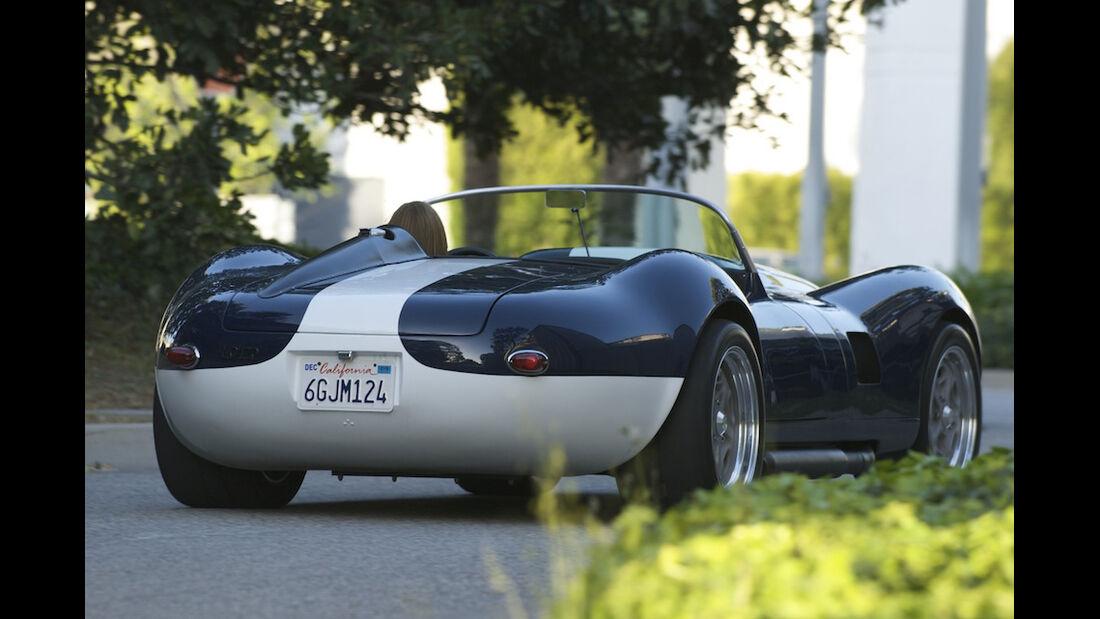 Lucra Cars LC470, Sportwagen