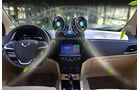 Lüfter 12V Cockpit Auto