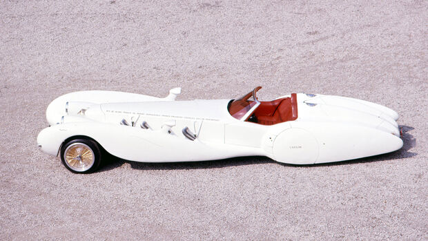 Luigi Colani Entwürfe Autos