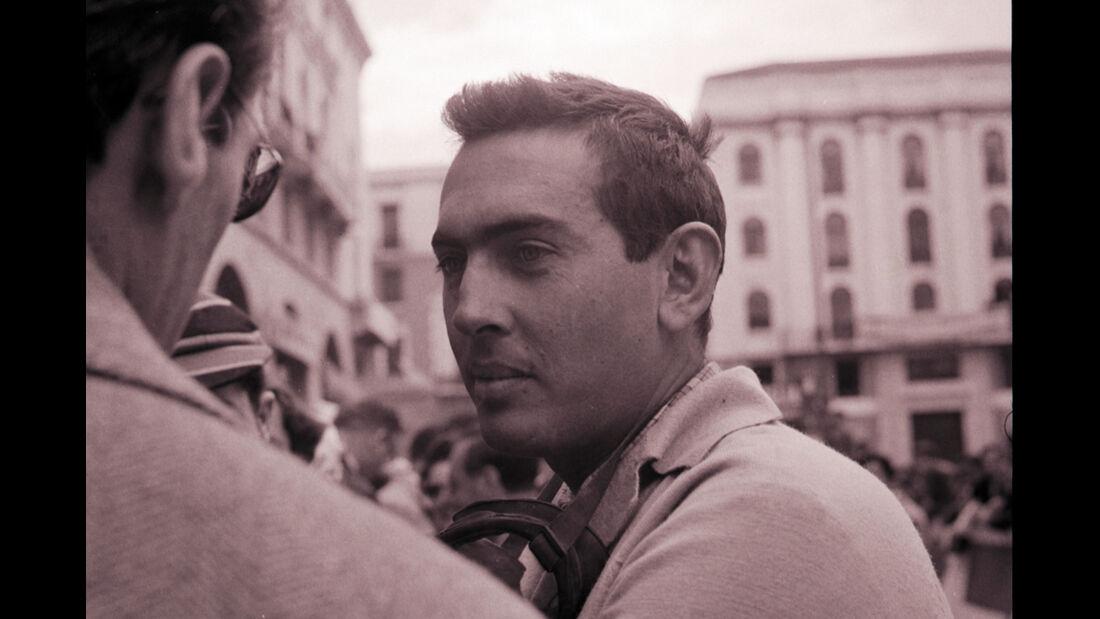 Luigi Musso - Ferrari - Rennfahrer