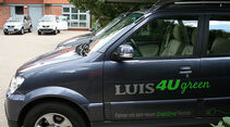 Luis 4U green, Elektroauto, E-Auto, SUV