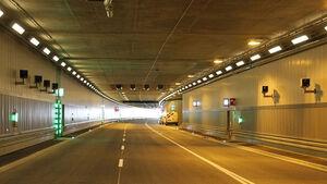 Luise-Kiesselbach-Tunnel München Blitzer