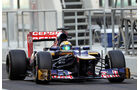 Luiz Razia Toro Rosso Young Driver Test Abu Dhabi 2012